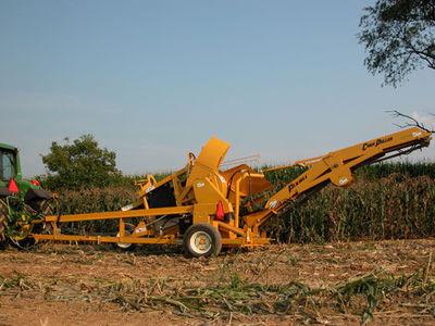 Pixall by Oxbo CP100 Fresh Market Corn Harvester