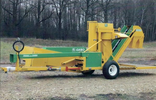 Oxbo BH100 Bean Harvester United States