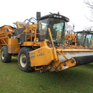 Self Propelled Harvesters