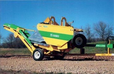 OXBO CP100 Corn Puller United States