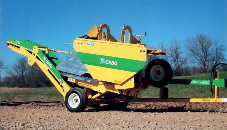 Pixall by Oxbo CP100 Corn Puller United States